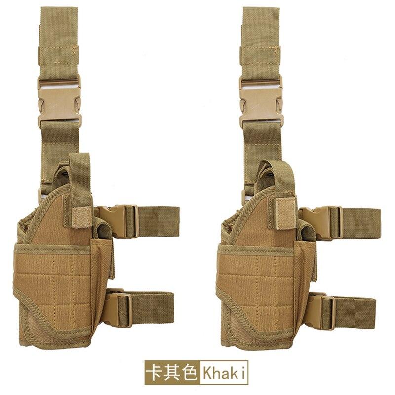 Glock 17 Gun Tactical Tornado Holster Thigh Holster Right Hand Leg Holster Hunting Gun Accessories For All Gun Beretta USP Gun in Holsters from Sports Entertainment