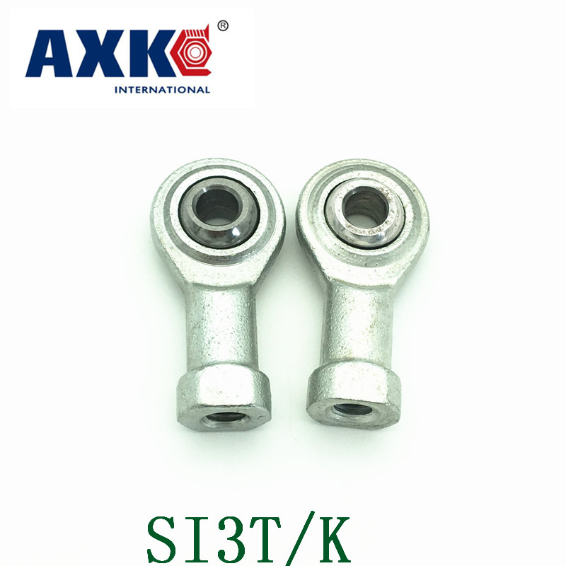 Free Shipping 12pcs <font><b>3mm</b></font> Female Threaded <font><b>Rod</b></font> End Joint Bearing Nhs3 Si3p/k Si3t/k image