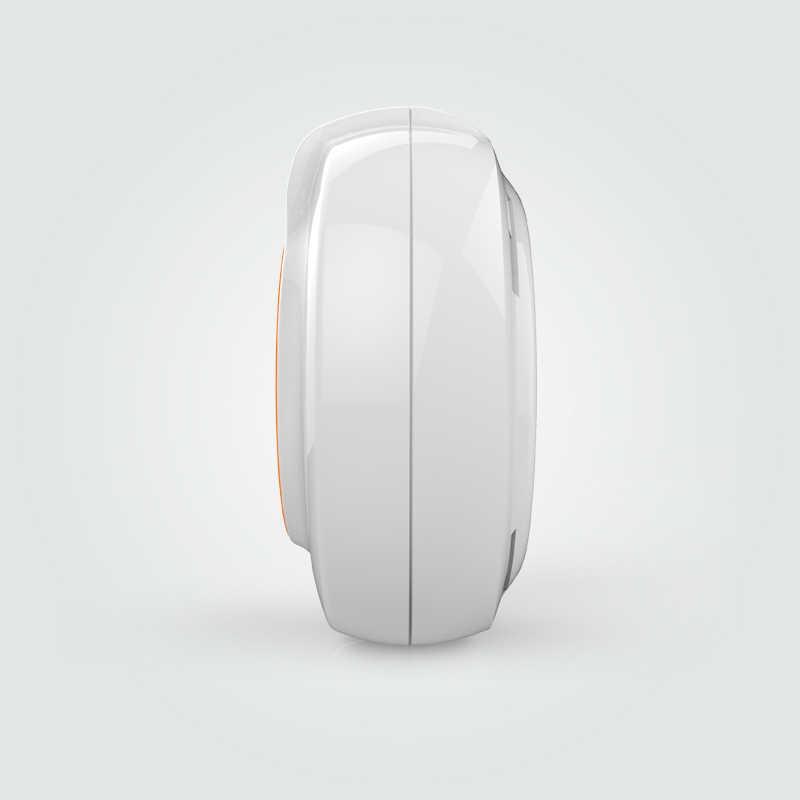 NEO COOLCAM Z-wave Wireless Siren Alarm Sensor Compatible with Z wave Plus Sensor Alarm Home Automation Alarm Smart House Home