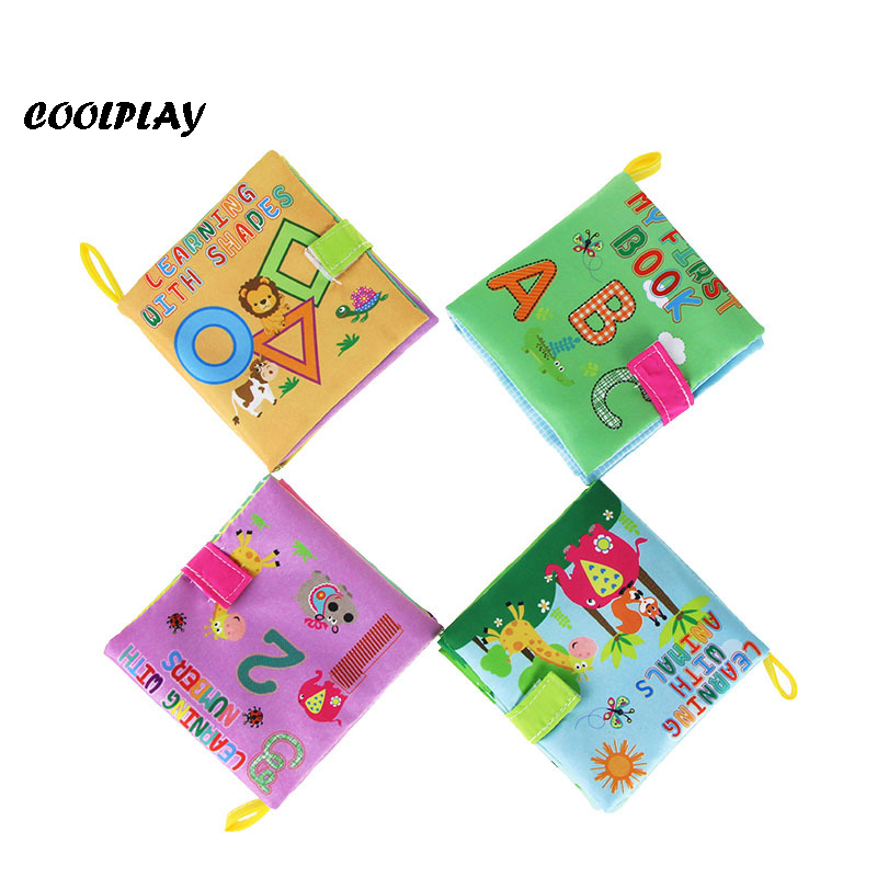 COOLPLAY 11x10 cm Bebé Juguetes de tela suave Infantil Cochecito - Juguetes para niños