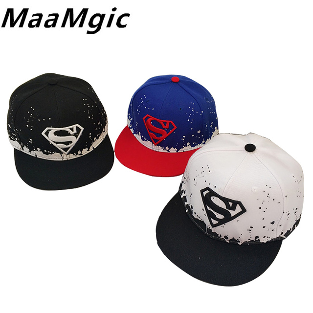 Cool! Baseball Cap Baby Superman Hat Adult And Child Snapback Hat For Boy  Snapback Cap Baby Hip Hop Hats Unisex Sun Cap 88c72f02fe5a