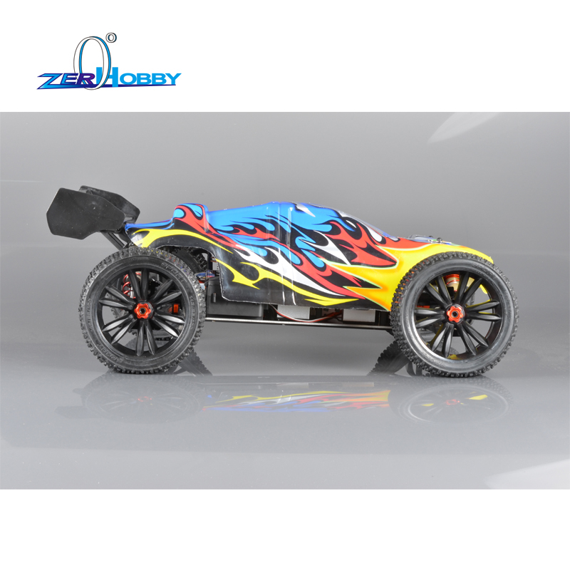 HSP RACING NEW ARRIVAL TRUGGY SEA ROVER ADVANCED 1/8 SCALE 4WD OFF ROAD GT NITRO POWERED 28CXP ENGINE TRUGGY 94085GT advanced engine technology