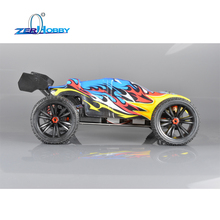 HSP RACING NEW ARRIVAL TRUGGY SEA ROVER ADVANCED 1/8 SCALE 4WD OFF ROAD GT NITRO POWERED 28CXP ENGINE TRUGGY 94085GT