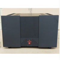 VU All aluminum amplifier chassis / Preamplifier case / AMP Enclosure /DIY box (430 *150*315mm)