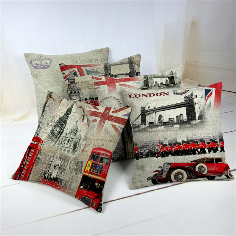 Free shipping 2015 fashion european decorative cushions for Home decorations london