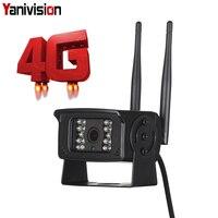 1080P 4G SIM Card Wi Fi IP Camera Outdoor Night Vision Mini Camera Wireless TF Card Slot Wifi CCTV Cam Waterproof APP CamHi P2P