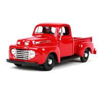 Collectible Maisto 1/25 Scale Alloy 1948 Frod F 1 Pickup Car Model Vehicles Toys 2 Colors for Kid Gift