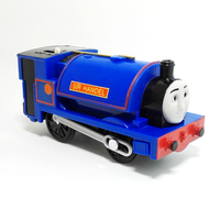 X117 Electric Thomas And Friend Sir Handel Trackmaster Engine Motorized Train With Child Kids Toys