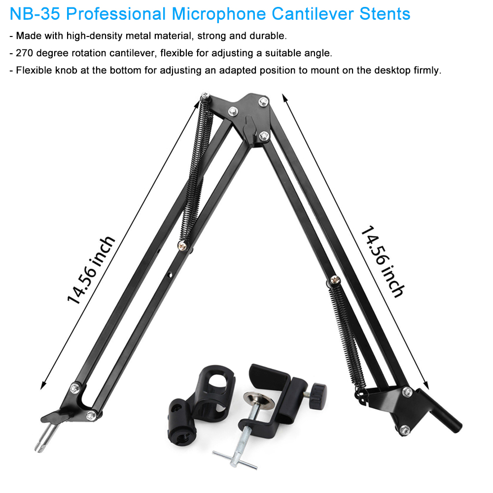 NB-35 Holder For Microphone 9