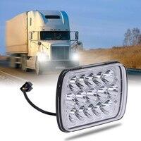 VODOOL 12 v LED Auto Arbeitslicht Bar für Lkw-anhänger auto Motorrad Boot 6000 karat Nebelscheinwerfer Glühlampe Auto Styling qualität