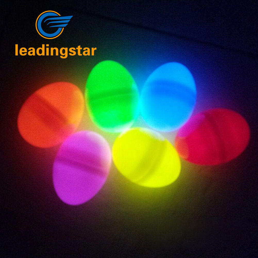Fluorescent Light Glowing Red: LeadingStar Fluorescent Easter Eggs Glowing Eggs Easter