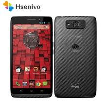 100% Débloqué Original Motorola Droid Maxx XT1080 XT1080M Débloqué 3G GSM GPS 10.0MP 16 GB/32 GB 4G LTE téléphone portable Livraison gratuite