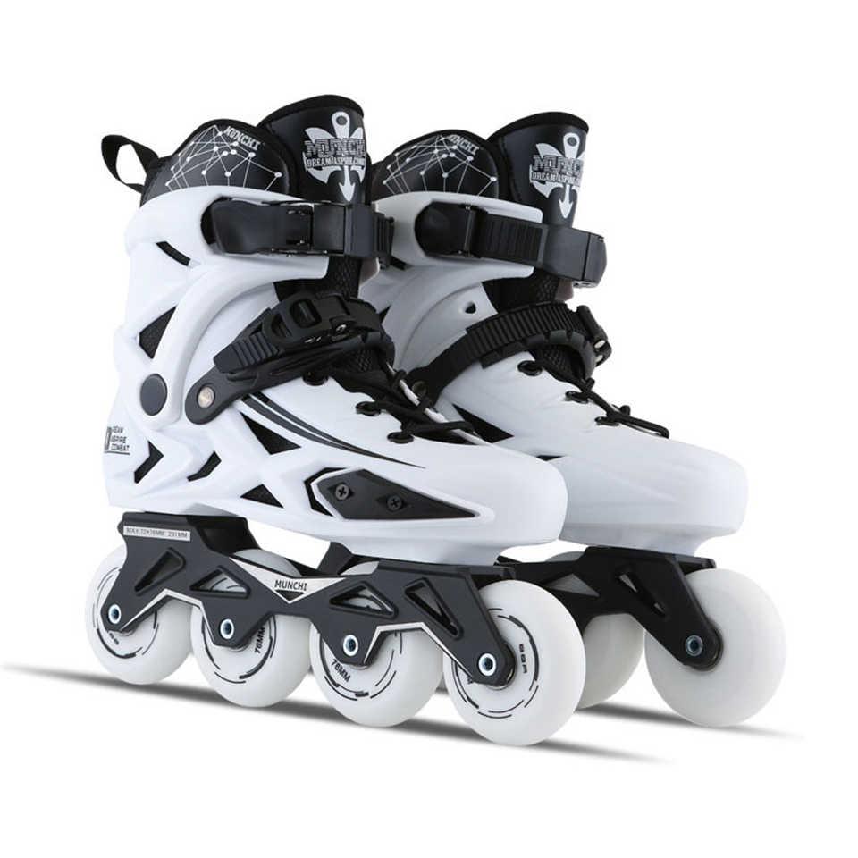 Inline Original Skates Professional Adult Munchi for Kid kTiuOPZwXl