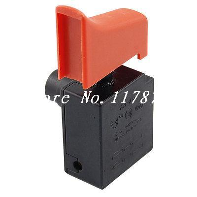 AC 250V 6A Electric Power Tool Lock 1NO 1NC DPST Trigger Switch 6 250 791576