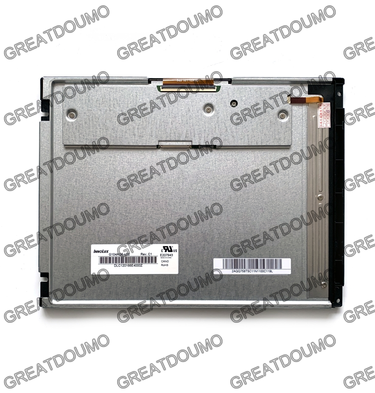 New and good INNOLUX 10.4  inch LCD panel G104AGE-L02  with 800*600,400cd,80/80/70/70typ,60HZ,G104AGE-L02New and good INNOLUX 10.4  inch LCD panel G104AGE-L02  with 800*600,400cd,80/80/70/70typ,60HZ,G104AGE-L02