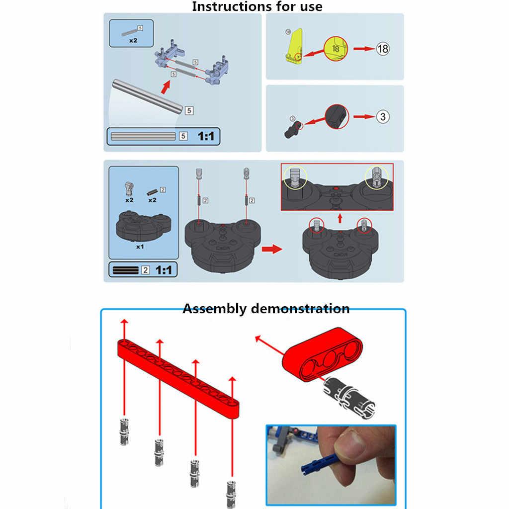 Hiinst cada modelo kits kit elétrico de controle remoto carro brinquedos presente das crianças 100% novo e alta qualidade dec15