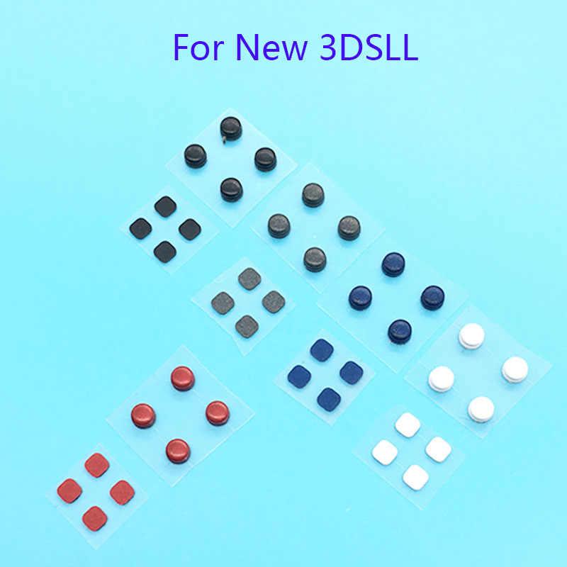 Оригинальная новая верхняя и нижняя резиновая крышка для ног для новых 3 DSLL/3 DSXL винт Пылезащитная Заглушка Крышка резиновая вилка