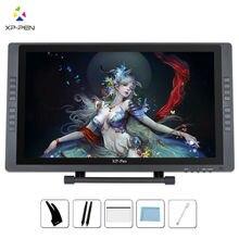 XP-Stift Artist22E FHD IPS Digital-grafikdiagramm Monitor Display Monitor mit tastenkombinationen und Verstellbarer Ständer