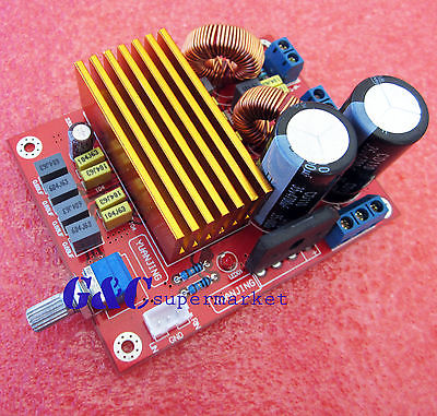 TDA8920 2X100W Class D digital amplifier board High Power Case new HIGHTDA8920 2X100W Class D digital amplifier board High Power Case new HIGH