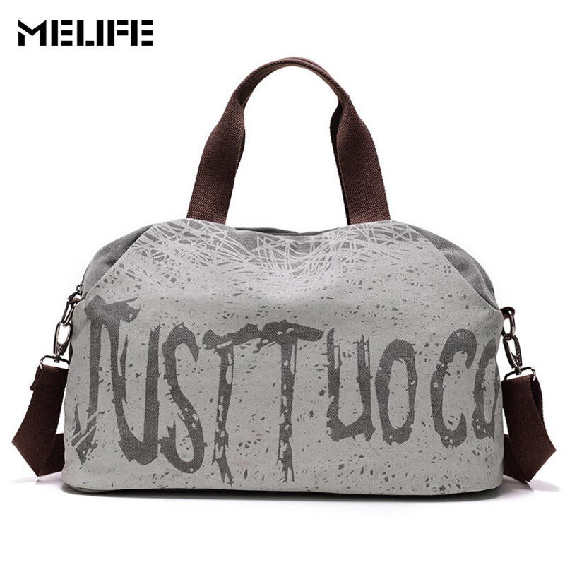 MELIFE Woman Handbags Nylon Travel Bag Men Female Durable Fashion shoulder Messenger tote bags Office Lady Large Capacity Retro