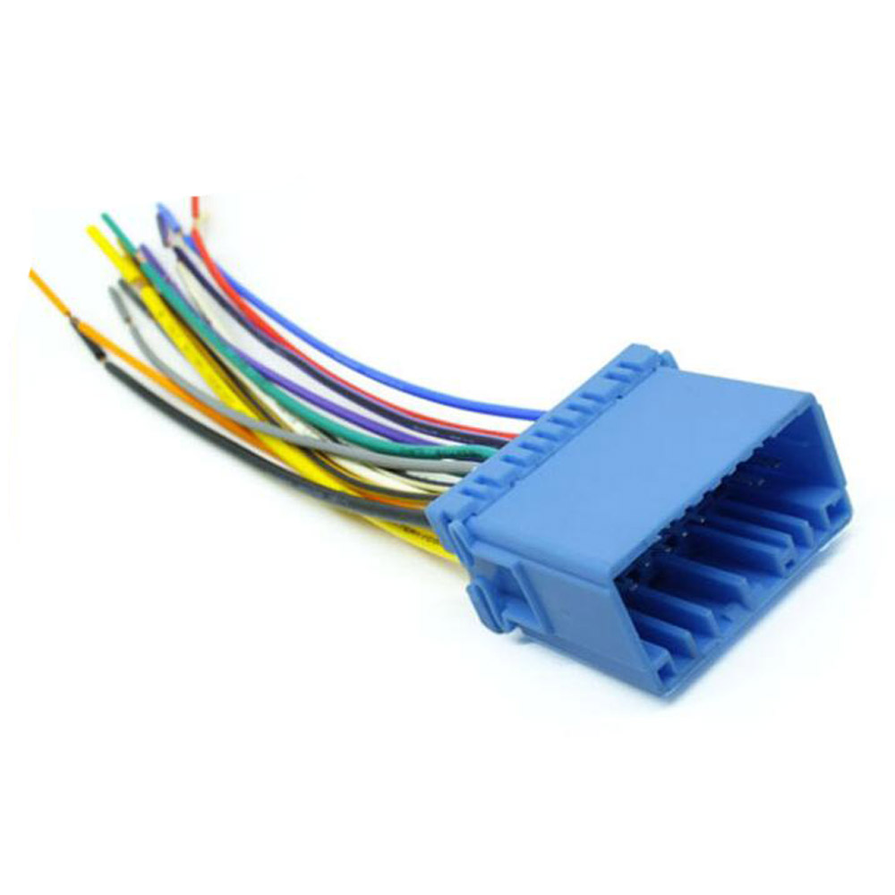 Car Audio Stereo Cd Wiring Harness Female Adapter For