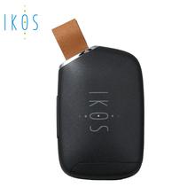 IKOS dwa aktywne karty SIM adapter dla iPhone Dual SIM karty Bluetooth adapter do iPoda amp iPad tanie tanio Adaptery kart SIM GSM850 900 1800 1900 Czarny Około 6 dni Więcej niż IOS 10
