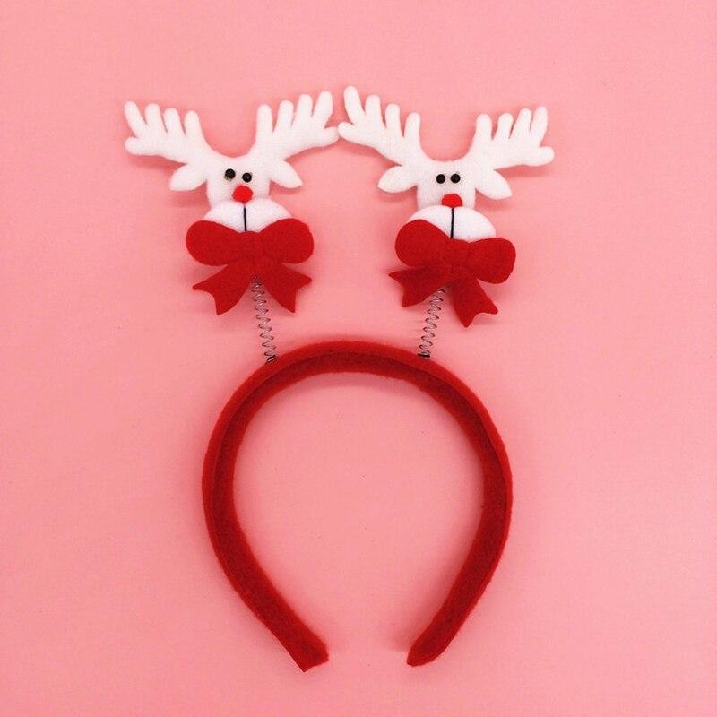 Aliexpress.com Comprar 2015 nueva moda del pelo cabeza aro hebilla de fiesta navidad para los niños adornos navideños Hot Seeling nuevo llegado de fiesta