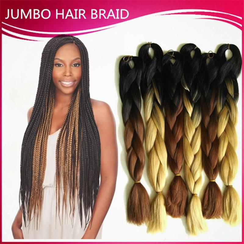 Amazoncom kanekalon ombre braiding hair