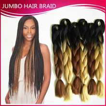 Braiding Hair 24inch 10Pcs