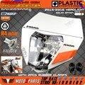 Nueva Versión Blanco y Mezcla de Moto Dirt Bike Motocross Faro Faros Universales Para KTM SX EXC SMR SXF XCF Envío envío gratuito!
