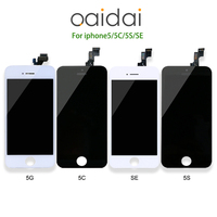 LCD Display Touch Screen For Iphone 5 5C 5S SE Mobile Phone Lcds Digitizer Assembly Replacement