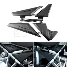 Motorcycle For BMW R1200GS LC 2013 - 2016 R 1200GS LC Adventure Motorcycle Upper Frame Infill Side Panel Set Guard Protector yowling motorcycle accessories side stand switch protector guard cover for bmw r1200gs r 1200gs lc r 1200gs adv 2014 2017
