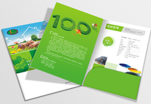 customed company pockets presentation folder(free design ,need your logo and details)