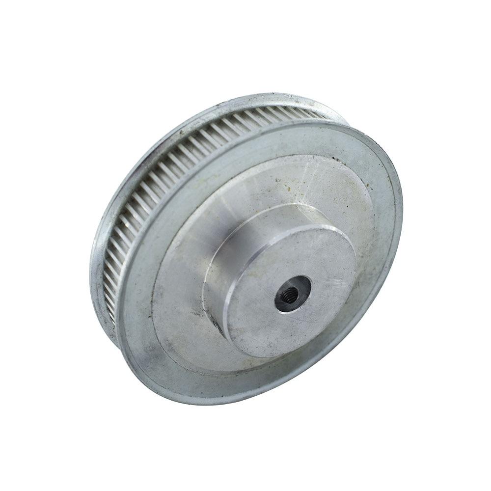 3M HTD3M Aluminum Timing Belt Pulley 72 Teeth 12mm Bore 11mm width Stepper Motor