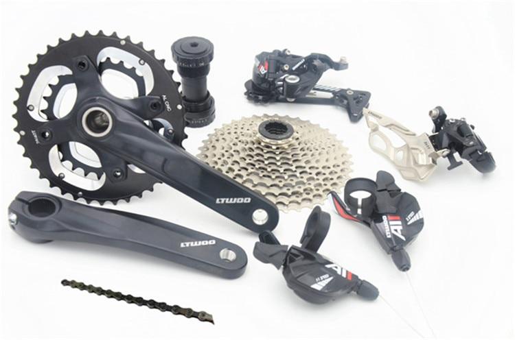 все цены на  mountain bike transmission bicycle bike mtb groupset 22speed group set  онлайн
