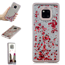 Luxury 2 in 1 TPU+PC Bling Glitter Quicksand Mobile Phone Silicone Case Cover Coque Funda for HUAWEI Mate 20 Lite Mate 20 Pro msi z270 pc mate page 2