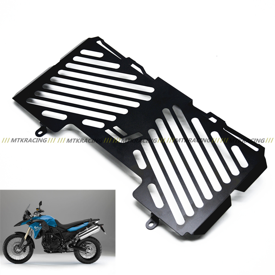 Motorcycle Aluminum Radiator Grill Guard Cover for BMW F800R F650GS F700GS F800S 2008-2015 Black motorcycle radiator grill guard cover protector radiator protection for bmw f650gs 2008 2012 f700gs 2011 2015 f800r 2012 2014