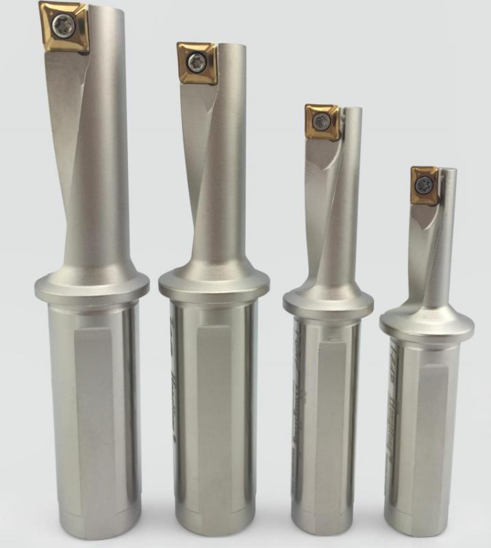 New 1pcs XC TCAP 14R 3D N16 U Drill 10pcs XCMT060204 TaegueTec inserts Fast Drill indexable