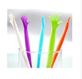 fashion creative style colorful help me cocktail stirrers swizzle
