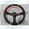 New arrival Car steering wheel modified steering wheel automobile Racing steering wheel PVC  momo steering wheel