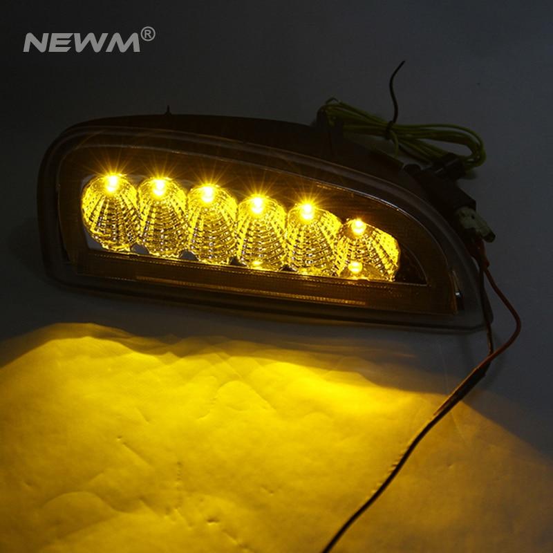 Led Daytime Running Light For PORSCHE CAYENNE 957 V6 & CAYENNE S LED DAYTIME RUNNING LIGHTS (BUMPER LIGHTS) 2006 -2010 внешний жесткий диск lacie stet2000400 porsche design 2tb серебристый stet2000400