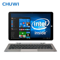 CHUWI Hi10 Plus 10.8 Inch Tablet PC Windows 10 Android 5.1 Intel Atom Z8350 Quad Core 4GB RAM 64GB ROM Dual Camera Tablets