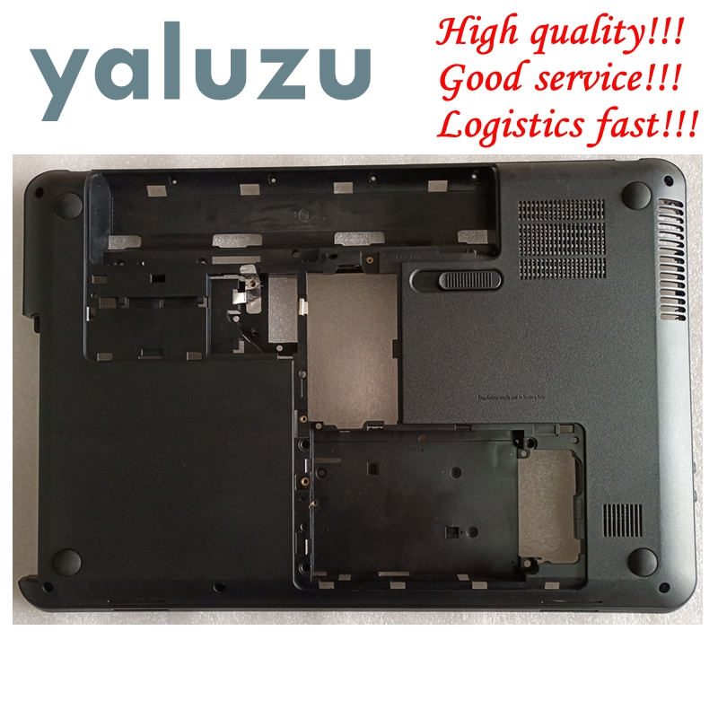 YALUZU New Bottom Case Base Bottom Cover Assembly For HP 1000 450 455 CQ45 CQ45-m00 6070B0592901 685080-001 Lower Case