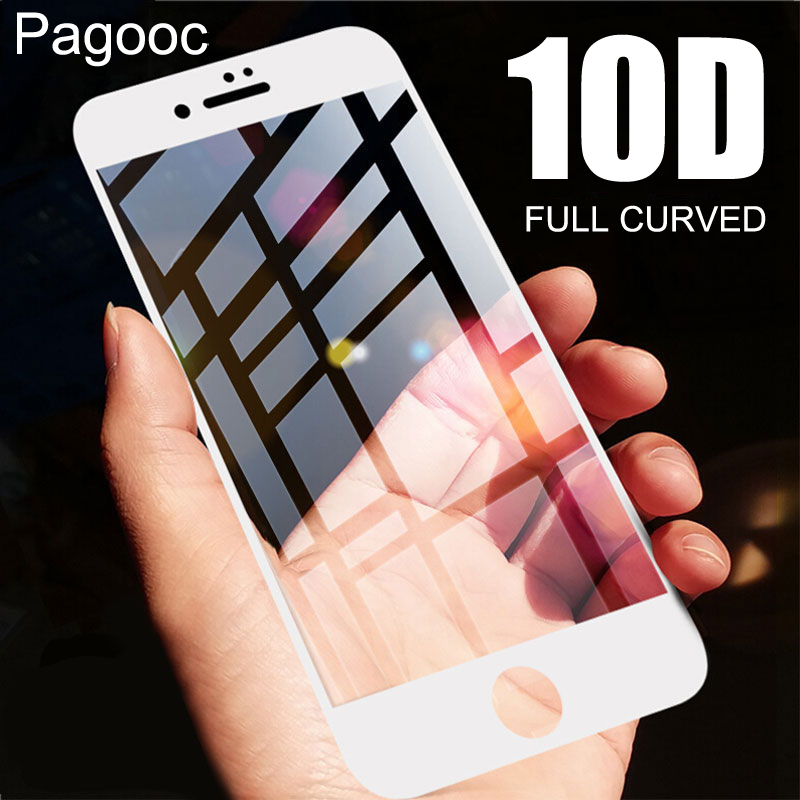 Protective Glass On The For iPhone 6 7 6S 8 Plus X Tempered Screen Protector Protection Glass For iPhone 8 7 6 6s Plus FilmProtective Glass On The For iPhone 6 7 6S 8 Plus X Tempered Screen Protector Protection Glass For iPhone 8 7 6 6s Plus Film