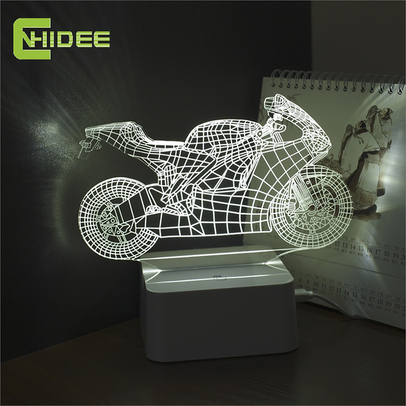 Dimmable Art Deco Crystal Led Lamps Children Bedroom Sleep