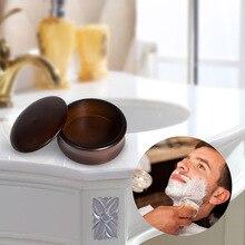 Abody деревянная щетка для бритья, чаша с крышкой, крем для бритья, мыльница для бритья, щетка для мужчин, мыльница для чистки лица