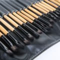 Jashay Stock Clearance !!! 32Pcs Print  Makeup Brushes Professional Cosmetic Make Up Brush Set  The Best Quality!
