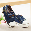 Canvas Children Shoes Kids Shoes for Girls Sport Anti-slippery Breathable Boys Sneakers Jeans Denim Student Flats