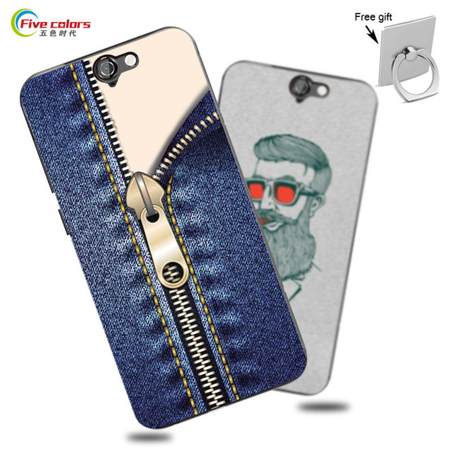 d00645e45 Cool Fashion Design Hard Plastic Case For HTC One A9 UV Printed Painting Back  Cover Phone