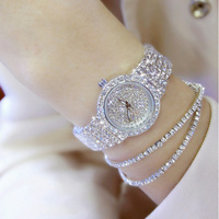 Luxus Frauen Uhren Diamant Famous Brand Elegante Kleid Quarz Uhren Damen Strass Armbanduhr Relogios Femininos ZDJ04
